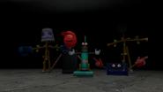 Freddy's Ultimate Custom Spaghetteria 082