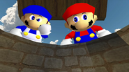 SMG4 Mario And... The Well 024