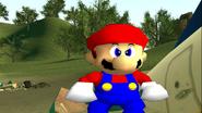 Mario Gets Stuck On An Island 055