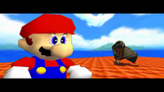 Mario And The T-Pose Virus 100