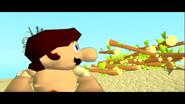 Mario Gets Stuck On An Island 232