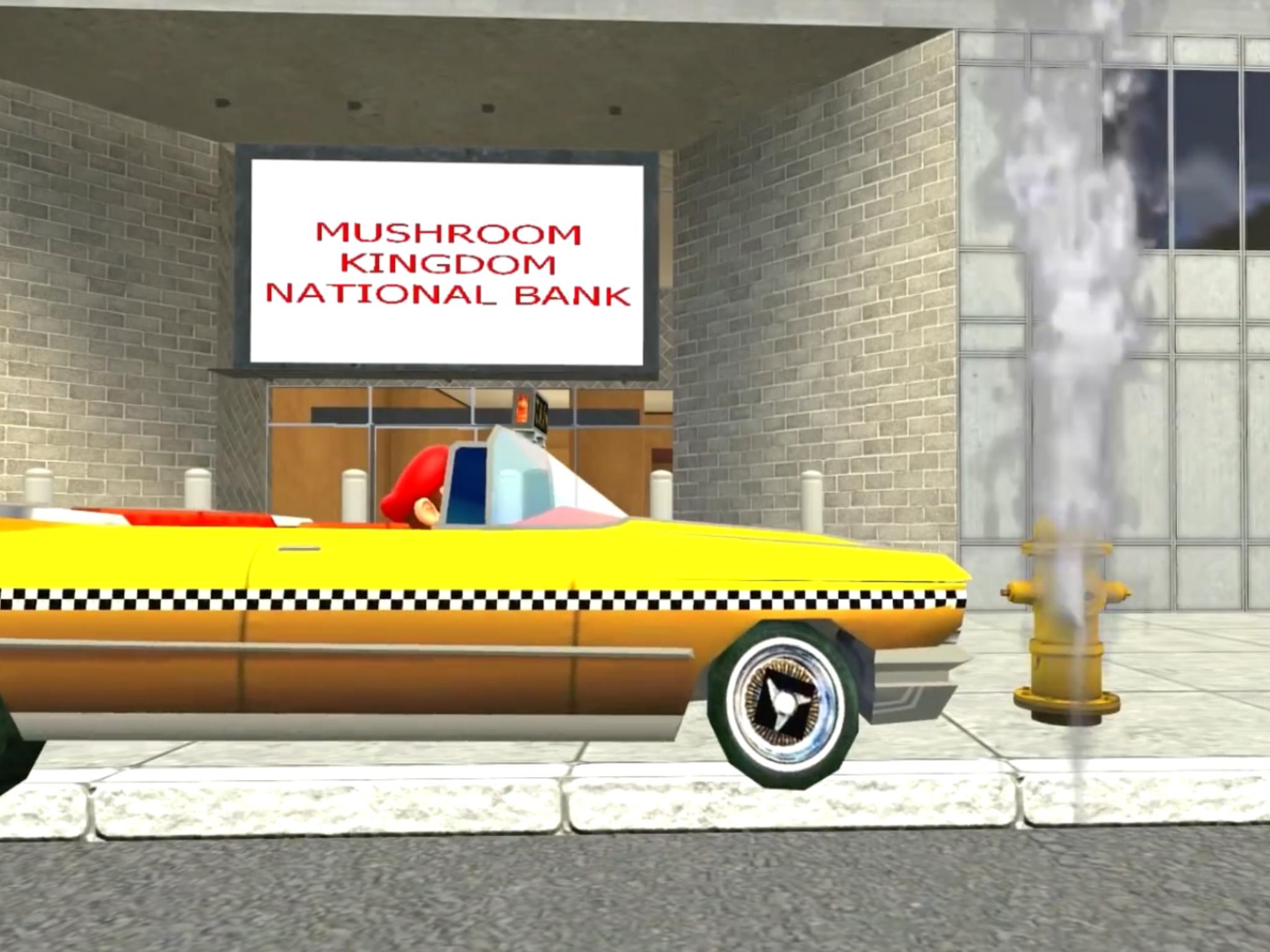 Mushroom Kingdom National Bank