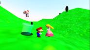 Stupid Mario 3D World 129