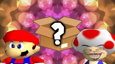 Super Mario 64 Shorts: Toad has a secret