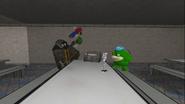Mario's Prison Escape 107