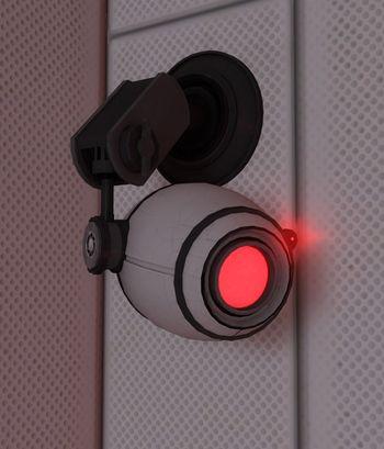 Aperture Science Security Camera