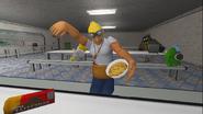 Mario's Prison Escape 115