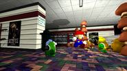 Mario The Ultimate Gamer 030