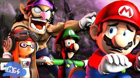 SMG4: Mario and the Waluigi Apocalypse