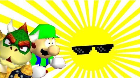 Super Mario 64 Bloopers: SwagQuest