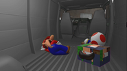 Mario Goes to the Fridge to Get a Glass Of Milk 190