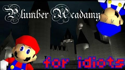 Super Mario 64 Bloopers: Plumber Academy for Idiots