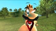 Mario Gets Stuck On An Island 221