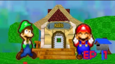 SM64: The Adventures Of Mario And Luigi Ep 1