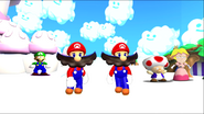 Stupid Mario 3D World 244