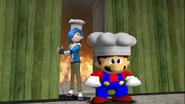Mario's Hell Kitchen 156