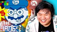 SMG4 reacts to WOTFI 2013