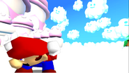 Stupid Mario 3D World 191