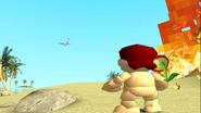 Mario Gets Stuck On An Island 270
