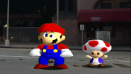 Stupid Mario 3D World 091