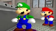 Mario's Prison Escape 086
