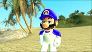 Mario Gets Stuck On An Island 203