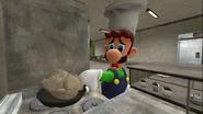 Mario's Hell Kitchen 122