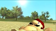 Mario Gets Stuck On An Island 212