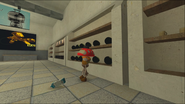 Mario Goes to the Fridge to Get a Glass Of Milk 048