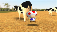 Mario Goes to the Fridge to Get a Glass Of Milk 233