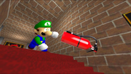 Mario And The T-Pose Virus 080