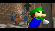 Mario And The T-Pose Virus 087