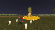 Mario Goes to the Fridge to Get a Glass Of Milk 245