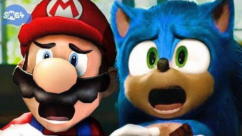 SMG4: If Mario was in The Sonic Movie