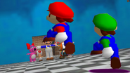 Mario And The T-Pose Virus 070