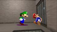 Mario's Prison Escape 015