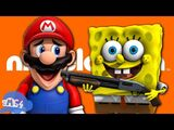 SMG4: If Mario Was In... Nickelodeon
