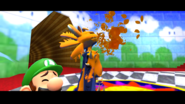 Ax0l gets splatted