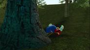 Mario Gets Stuck On An Island 107