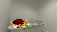 Mario The Scam Artist (SMG4 Merch Store 20)
