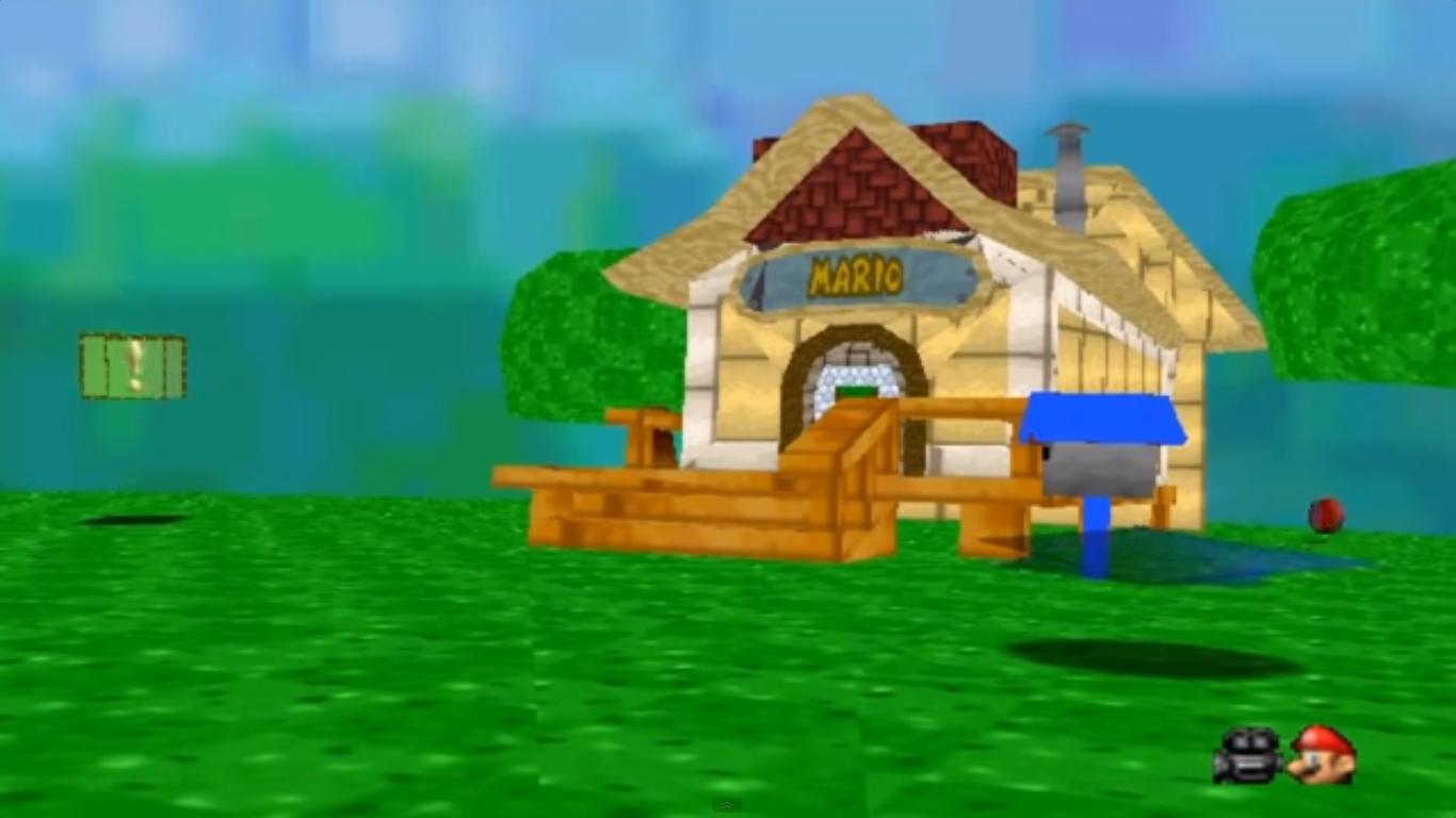 Mario's House