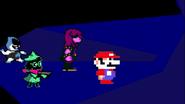 If Mario was in... Deltarune 295