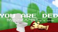 MarioSimulatorDeath