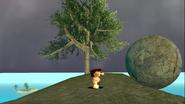 Mario Gets Stuck On An Island 125