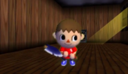Oh No! It's The Villager!