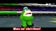 Fishy Boopkins Helping Mario Pwn SMG4