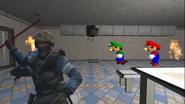 Mario's Prison Escape 132