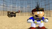 Mad Mario 140