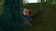 Mario Gets Stuck On An Island 106