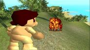 Mario Gets Stuck On An Island 188